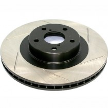 StopTech Slotted Brake Rotor - Front Right (10-15 Camaro V6) 126.62120SR