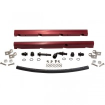 BBK Performance High Flow Billet Fuel Rail Kit (2010-15 Camaro LS3) 5020