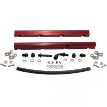 BBK Performance High Flow Billet Fuel Rail Kit (2010-15 Camaro LS3) 5020