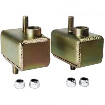 Moroso Solid Steel Motor Mounts (1979-83 & 93 Mustang 5.0) 62544