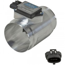BBK 76mm Billet Mass Air Meter for 19lb Injectors - Cold Air Calibration (1986-93 Mustang 5.0) BBK 80025