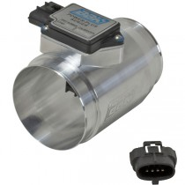 BBK 76mm Billet Mass Air Meter Cold Air Calibration for 24lb Injectors (1986-93 Mustang 5.0) BBK 80045
