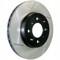 Stoptech Slotted Rotor - Front Left (11-14 Mustang GT) 126.61098SL