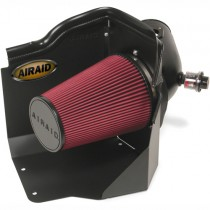 AirAid Cold Air Dam Cold Air Intake Kit (06-07 Chevy Silverado Diesel 6.6L) 200-187