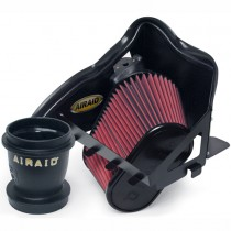 Airaid Cold Air Dam Cold Air Intake Kit (03-04 Dodge Ram Diesel 5.9L w/ Hood Pad) 300-159