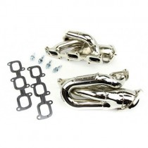 USED BBK Shorty Tuned Length Chrome Headers (11-17 Mustang V6) 1442