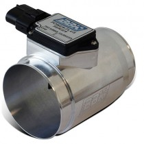USED BBK 76mm Billet Mass Air Meter Cold Air Calibration for 24lb Injectors (86-93 Mustang 5.0) 80045