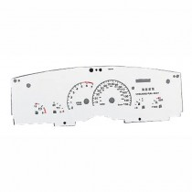 USED BBK White Face Gauge Kit (93-96 Camaro, Firebird) S1006-U