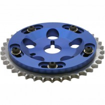 USED BBK Adjustable Cam Sprocket - Blue (91-99 Honda) 1597-U