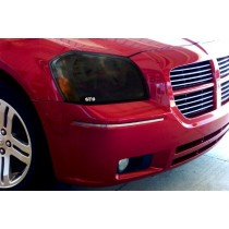 GT Styling Headlight Covers - Smoke (05-07 Magnum)