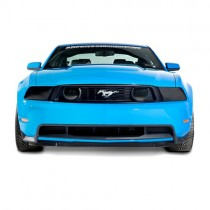 GT Styling Fog Light Covers - Smoke (2010-12 Mustang GT & GT500) GT0251FS