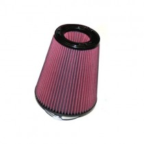 "JLT 4.5"" x 12"" PowerStack Air Filter Red"