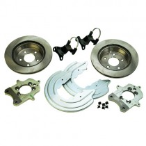 Ford Racing Cobra Brake Kit - Rear (1994-04 Mustang GT) M-2300-M