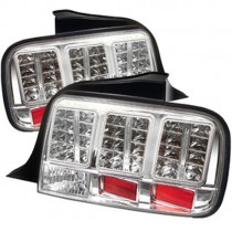 Spyder LED Style Tail Lights (05-09 Mustang) 5003553