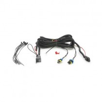 05 11 Mustang V6 Center Mount Light Wire Harness Conversion
