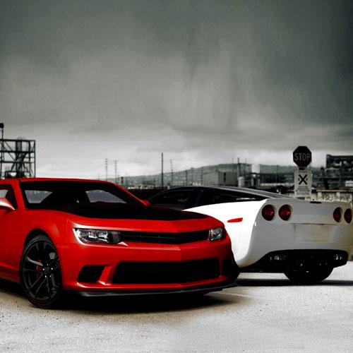 Camaro & Corvette Specials